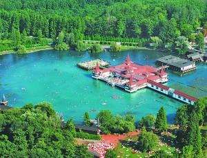 Озеро Хевиз