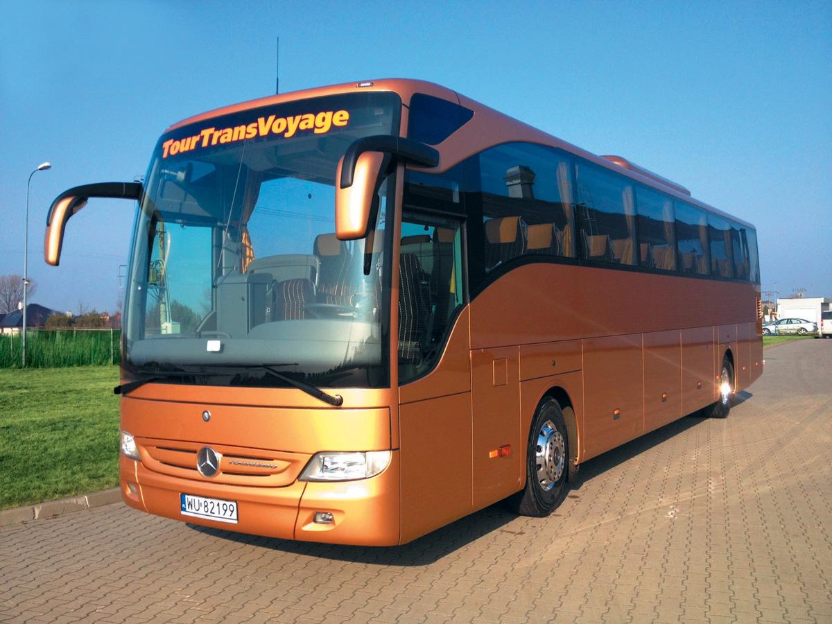 Туртрансвояж автобусные туры по европе